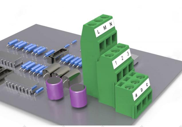 PCB Universal Screw Terminal Blocks