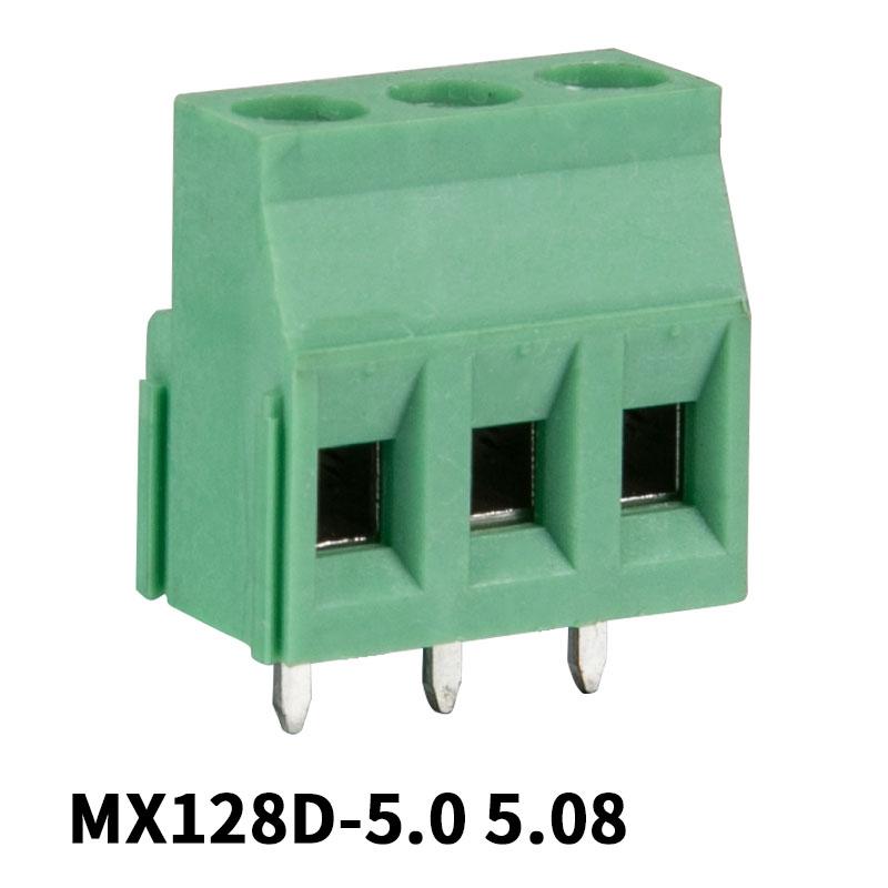 MX128D-5.0 5.08