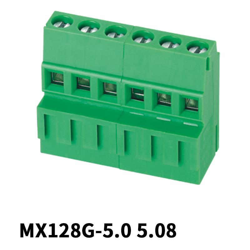 Block-MX128G-5.0 5.08