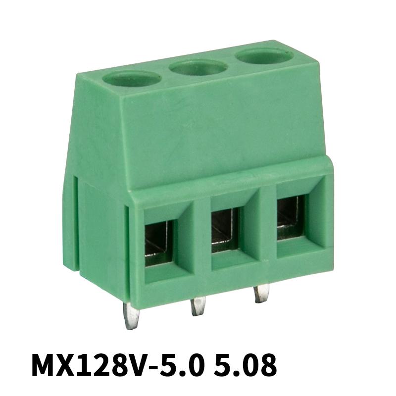 Block-MX128V-5.0 5.08