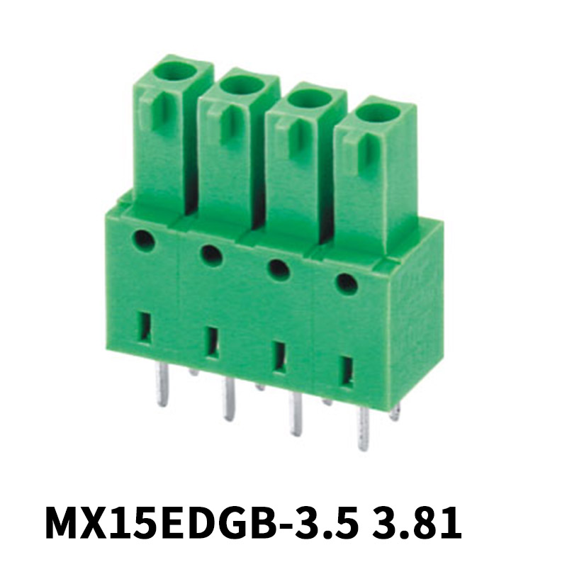 3.5mm Straight Pin Pluggable Terminal Block