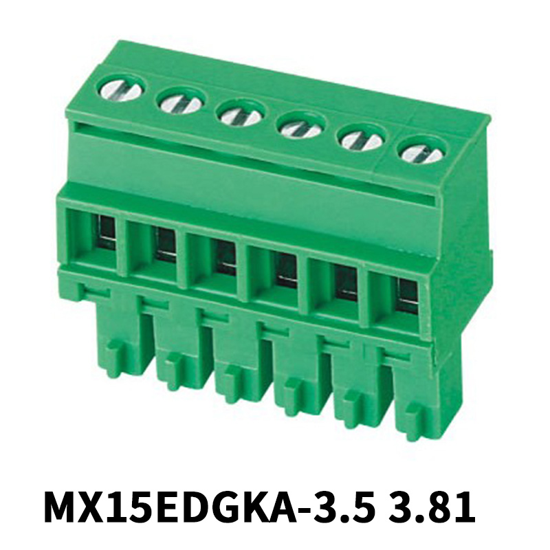 2-24 Pin Green Pluggable Terminal Block