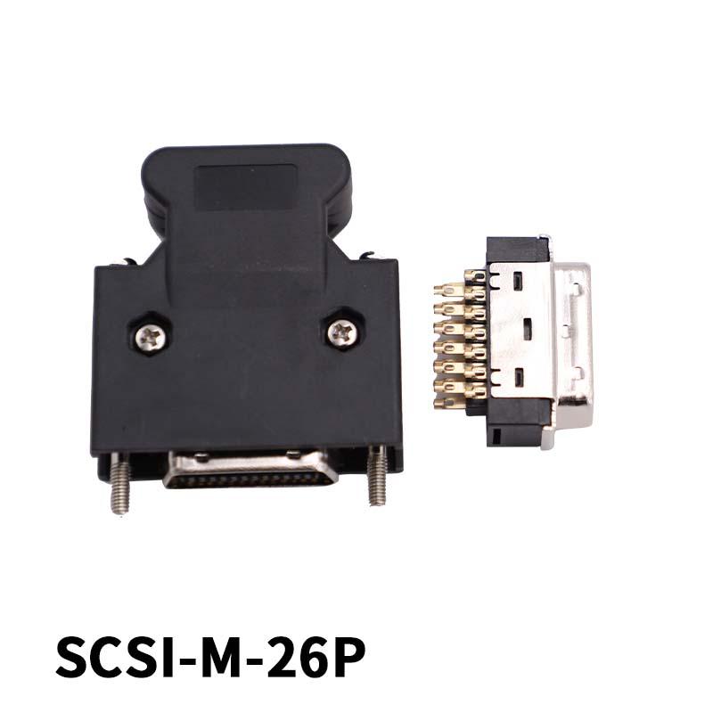 SCSI-M-26P