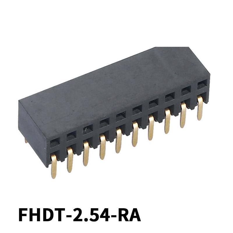 FHDT-2.54-RA